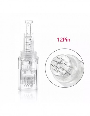 12 U Pin Microblading İğnesi 1 Adet